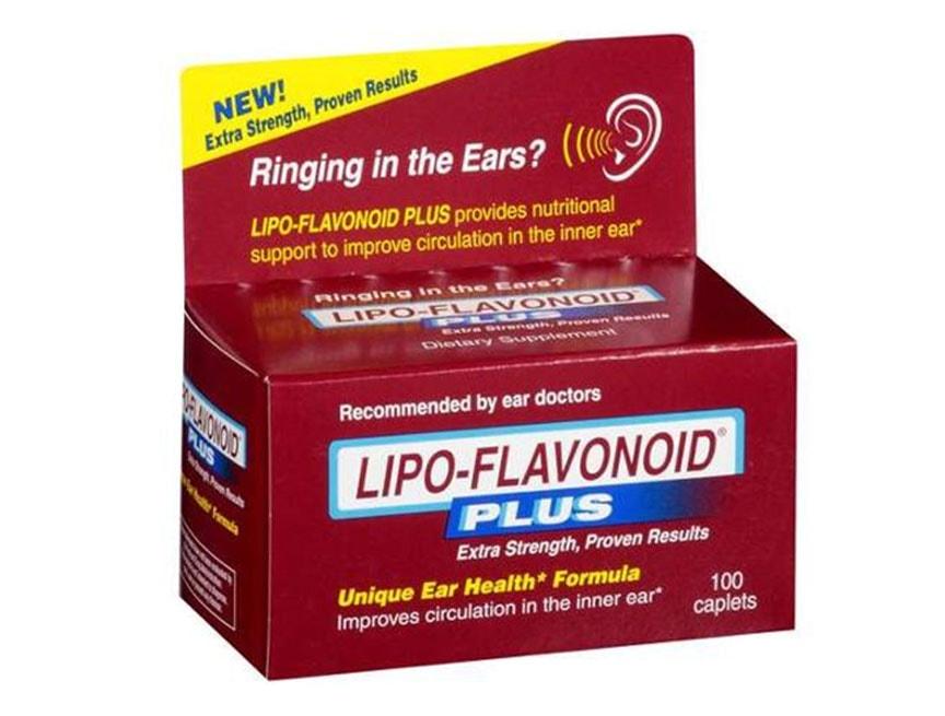 Lipoflavonoid é um Suplemento que Pode Tratar Síndrome de Ménière