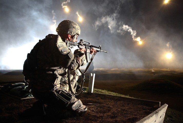 Perda auditiva induzida por ruído em soldados pode ser impedida