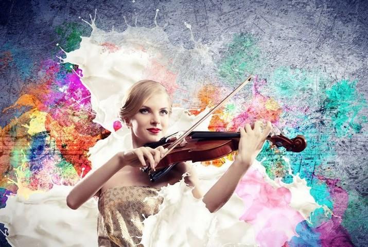Instrumento Musical é um Ótimo Exercício para o Cérebro