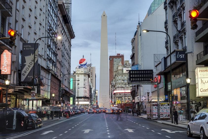 10 Cidades do Mundo mais Visitadas por Brasileiros - Buenos Aires