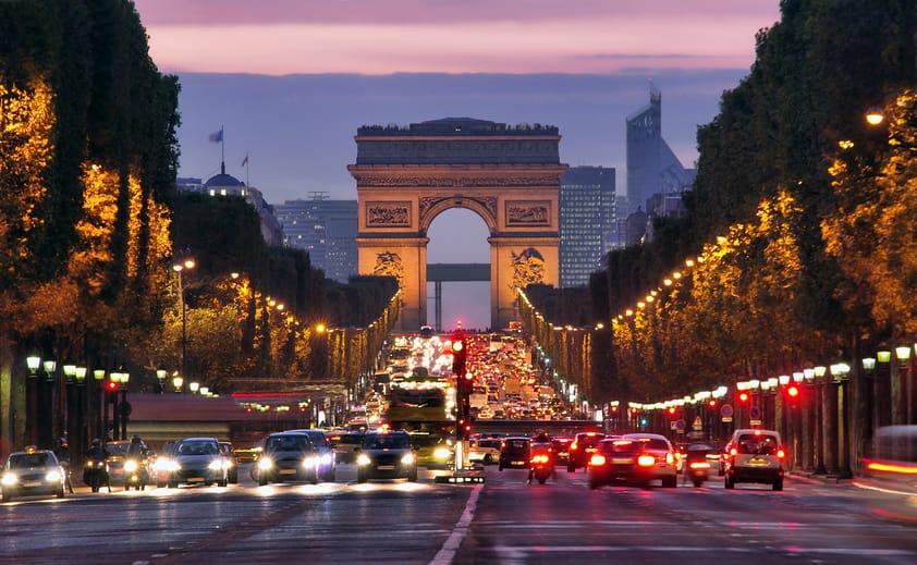 10 Cidades do Mundo mais Visitadas por Brasileiros - Paris