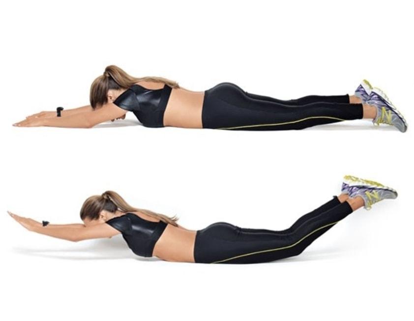 Exercícios para aliviar dor nas costas 5