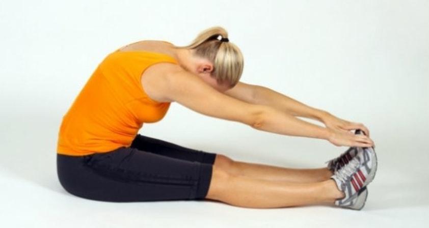 Exercícios para aliviar dor nas costas 7