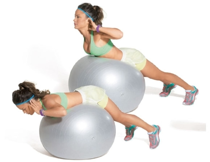 Exercícios para aliviar dor nas costas 6