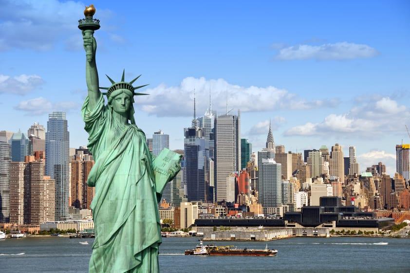 10 Cidades do Mundo mais Visitadas por Brasileiros - Nova York