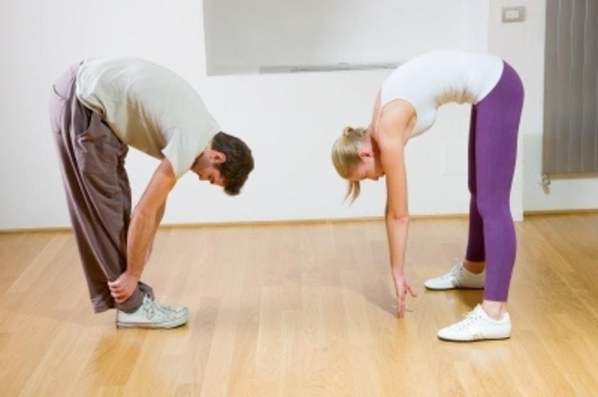Exercícios para aliviar dor nas costas 8