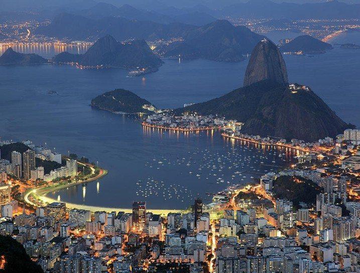 10 Cidades brasileiras mais visitadas pelos turistas