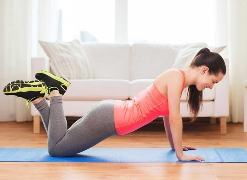 10 Exercícios Físicos para Você Fazer em Casa