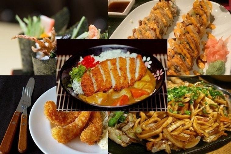 5 Pratos Japoneses Mais Pedidos