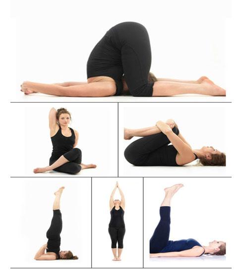 7 Posturas de Yoga para Aliviar o Zumbido no Ouvido
