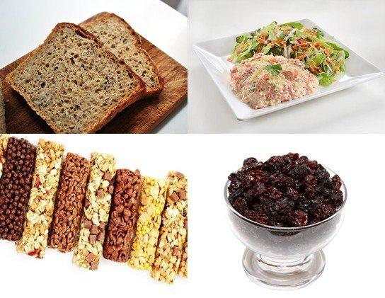 10 alimentos que não são realmente saudáveis.