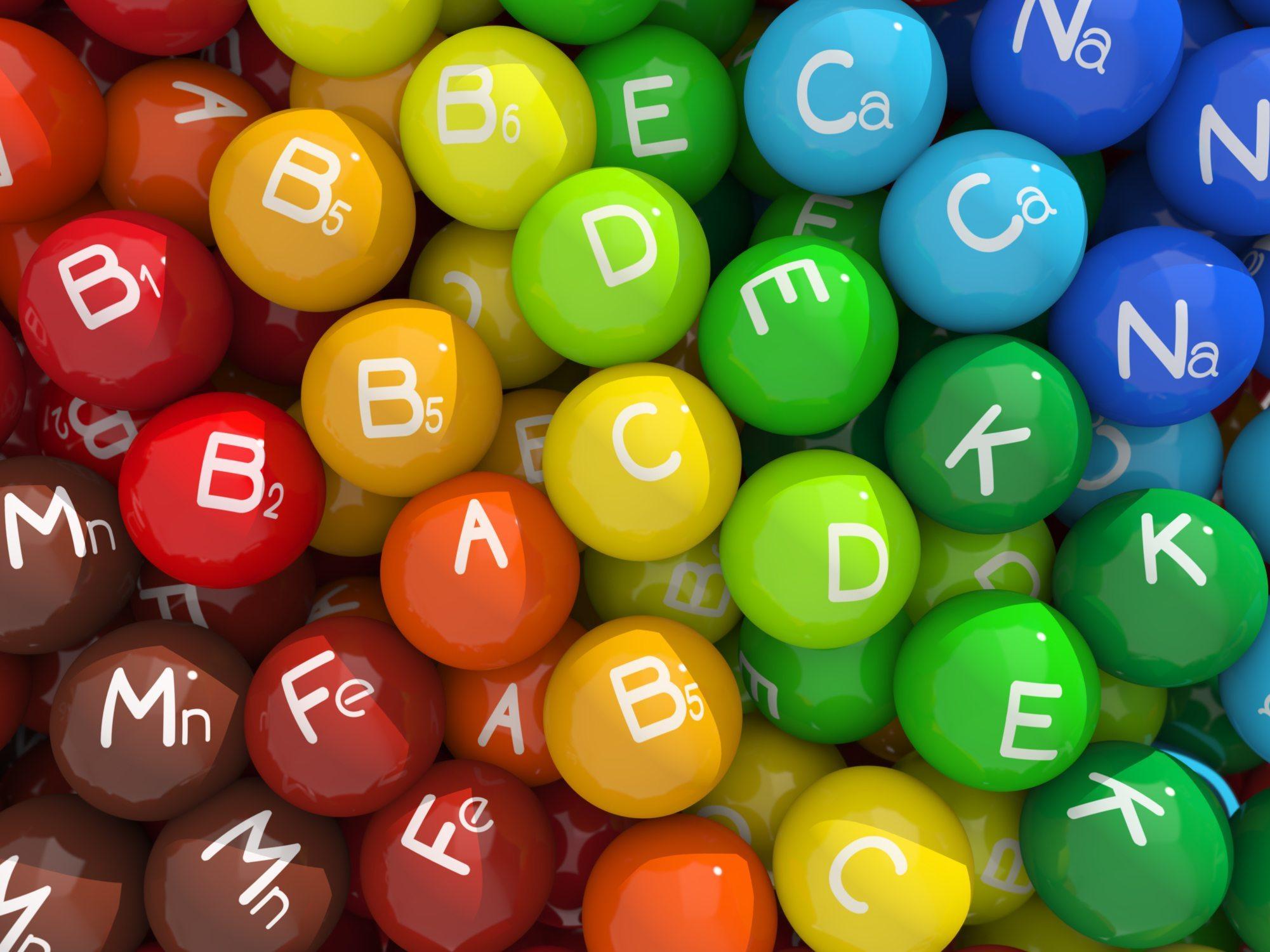 Vitaminas: Saiba Tudo Sobre Todos os Tipos de Vitaminas!
