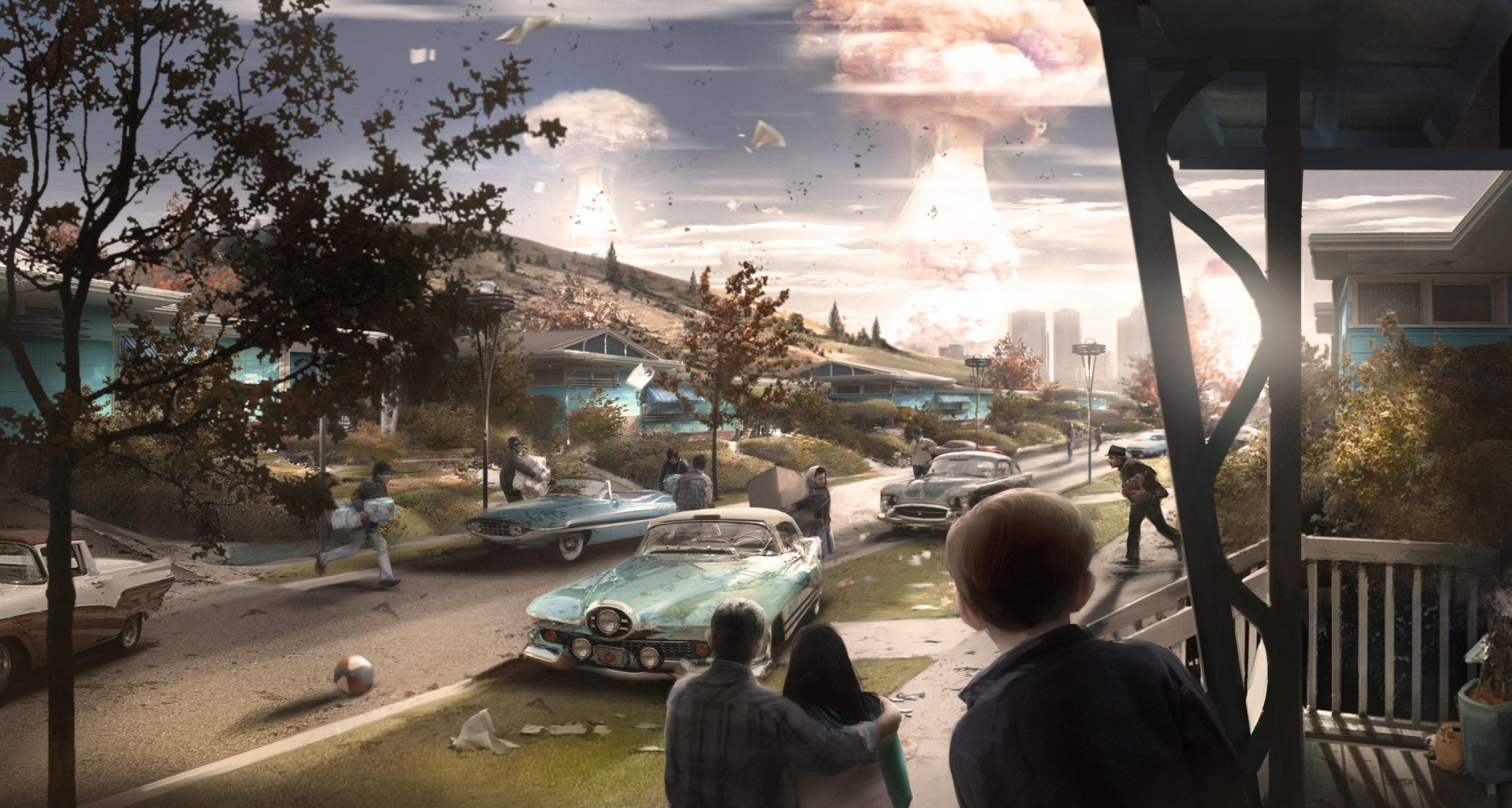 Fallout 4 videogame