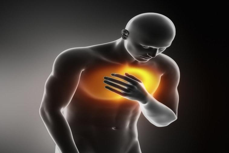 5 Principais Causas de Dor no Peito