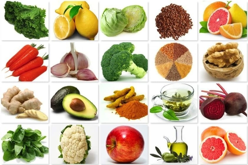 10 Alimentos Incríveis que Desintoxicam o Fígado