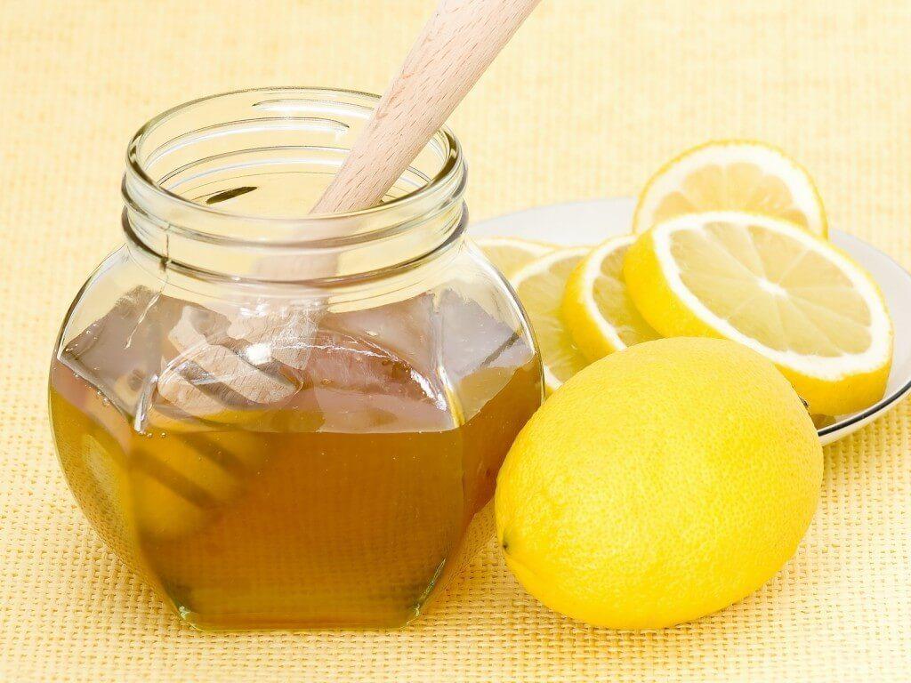 limão com mel - náusea vômito
