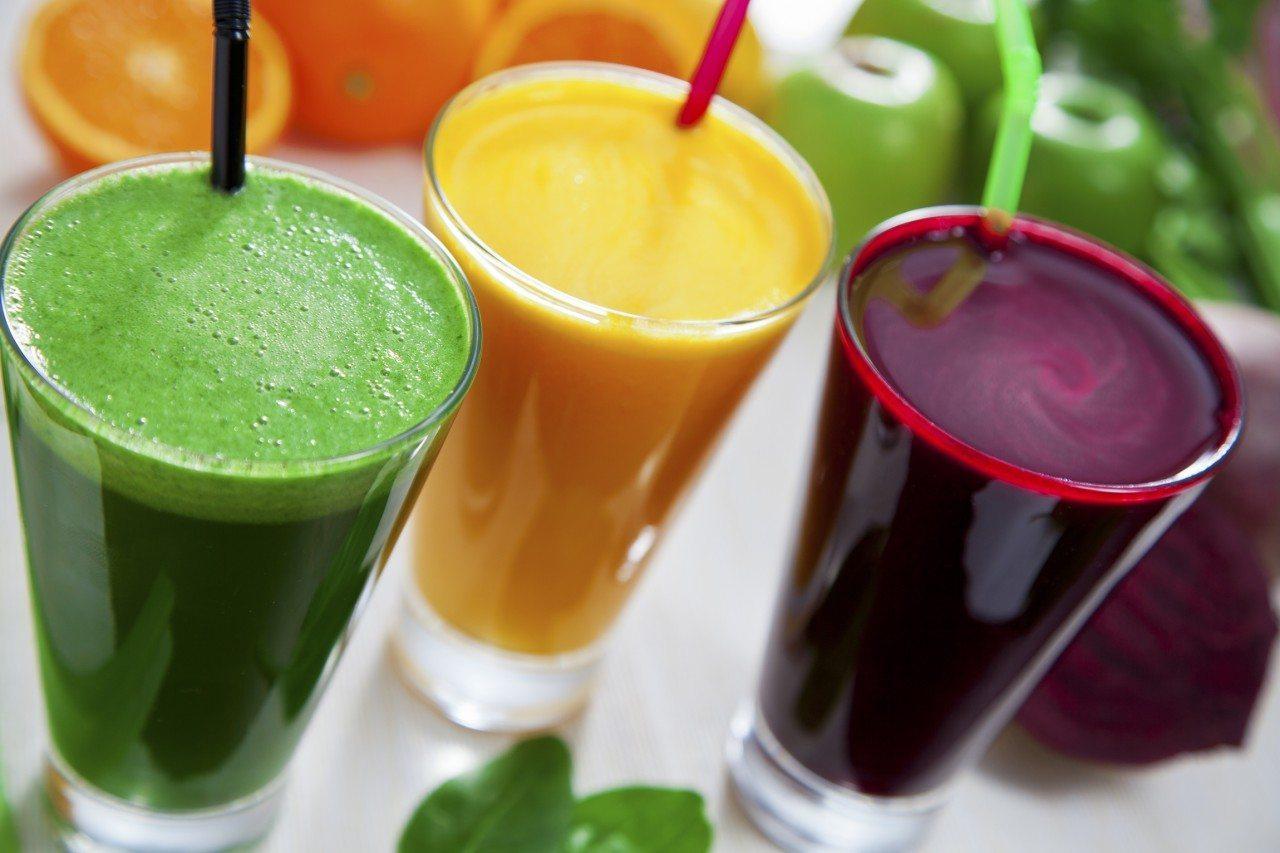 sucos detox emagrecer rapido