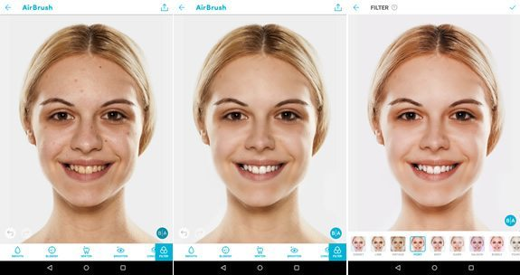 airbrush android photo editor