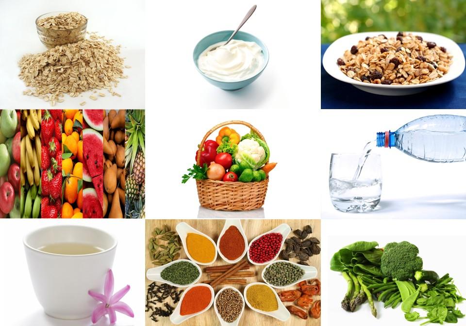10 Alimentos Excelentes para Combater o Inchaço