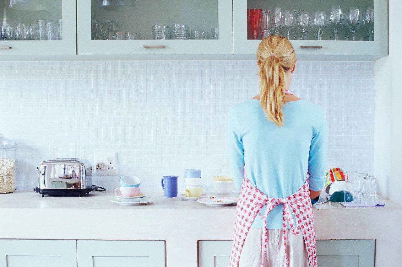 organizar a casa cozinha