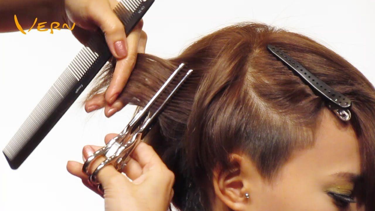 corte de cabelo rosto diamante