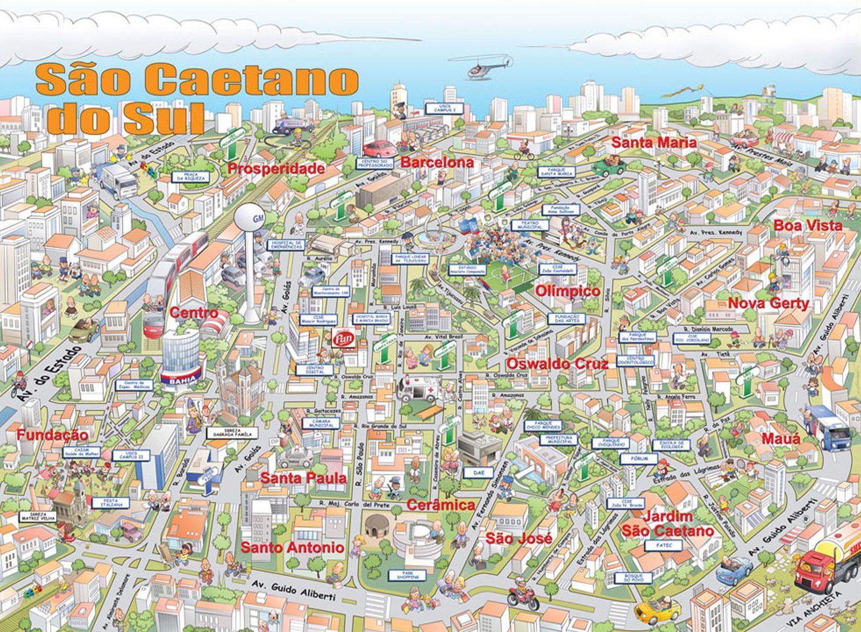 Veja as 10 Melhores Cidades do Brasil para se Viver!   Biosom dccf366365