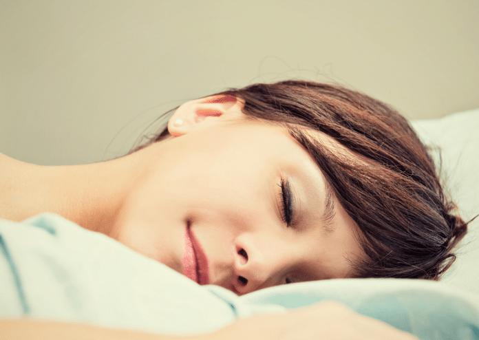 Como pegar no sono em um minuto