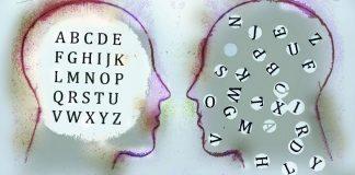 dislexia cabeca teste