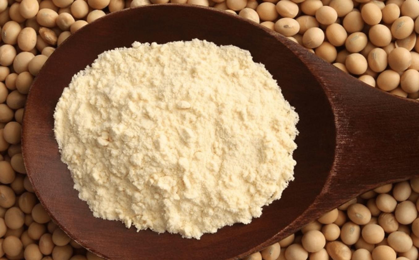 farinha de soja