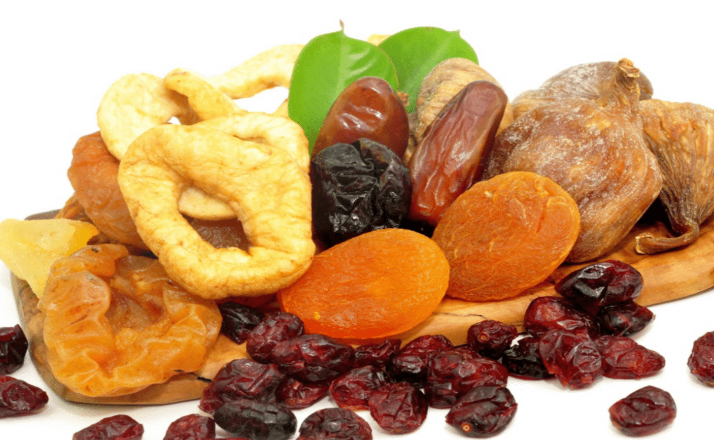 Resultado de imagem para frutas secas