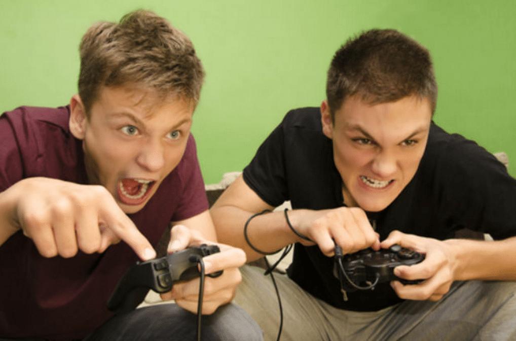 Jogos violentos de video game afetam as pessoas