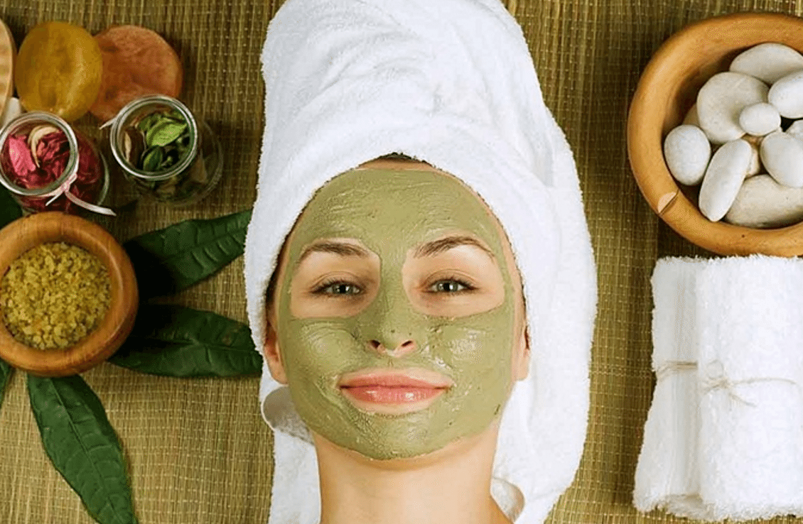 Máscara de cabelo de óleo de linhaça e mostarda de crescimento de cabelo