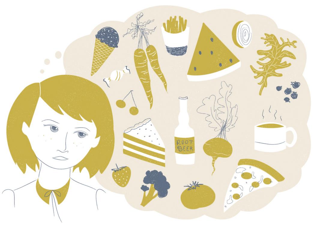 Obsessivo compulsivo por comida