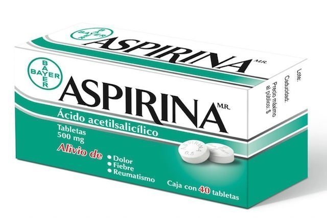 AAS (Ácido Acetilsalicílico)