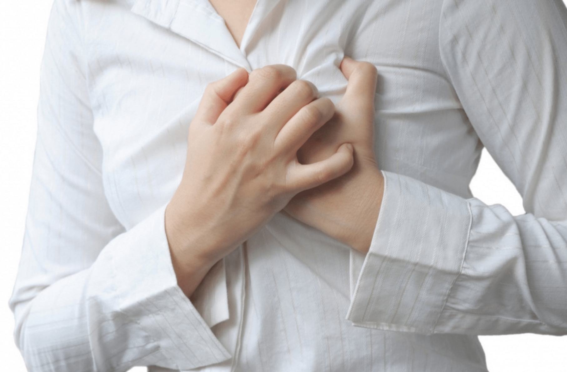 Dor no Coração Quando Respira: O Que Pode Ser?