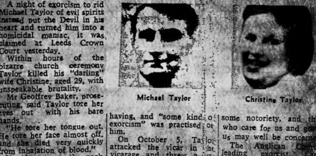 10 Casos Mais Aterrorizantes de Possessão Demoníaca - Michael Taylor