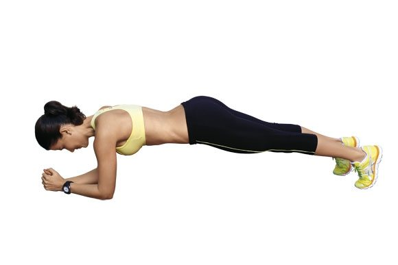 Celulite: 10 Exercícios e Dicas Caseiras para Eliminar a Celulite - ponte-ou-abdominal-isometrico