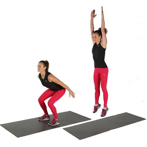 Celulite: 10 Exercícios e Dicas Caseiras para Eliminar a Celulite - salto