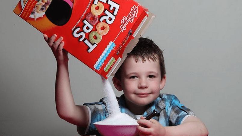 Como o Açúcar pode Afetar o Comportamento das Crianças?