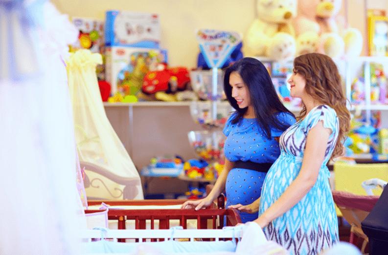 10 Coisas que Você Precisa Comprar Para o seu Novo Bebê