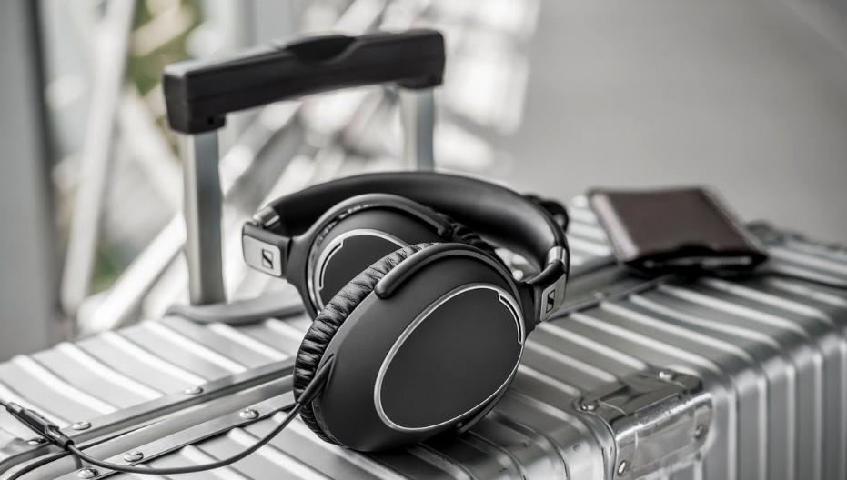 10 Melhores Fones de Ouvido com Cancelamento de Ruído 2016 - Sennheiser PXC 480