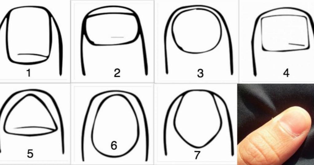 7 Formatos das Unhas Podem Determinar o Tipo da Personalidade