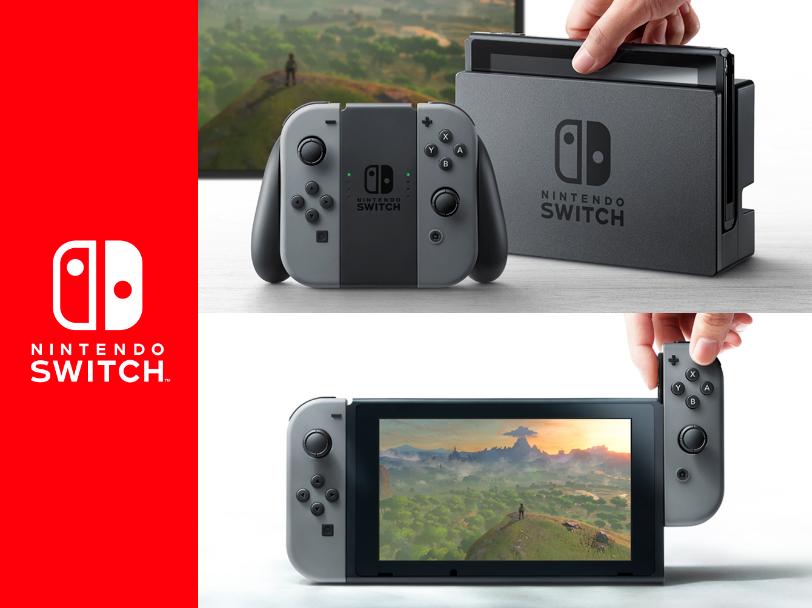 NIntendo Switch - Saiba Tudo!