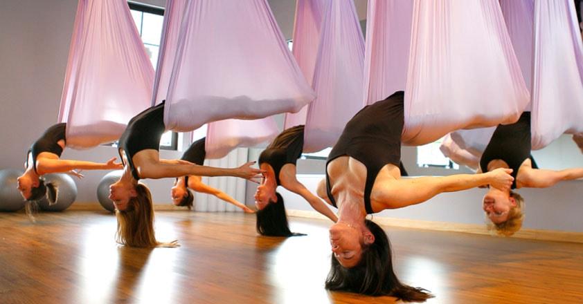 10 Benefícios Incríveis do Yoga Gravitacional