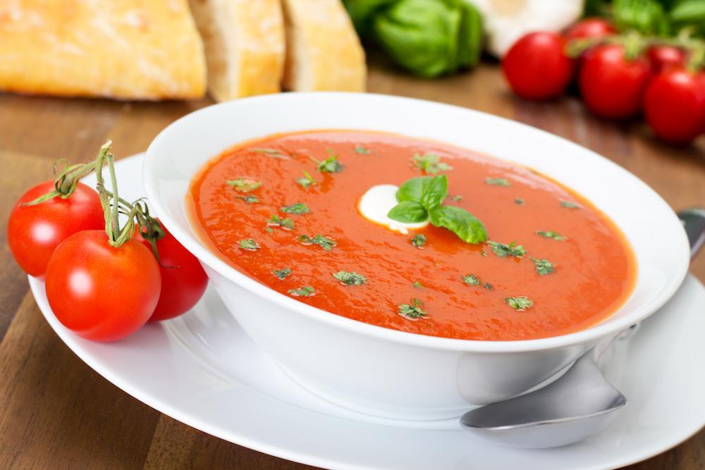 sopra creme tomate light