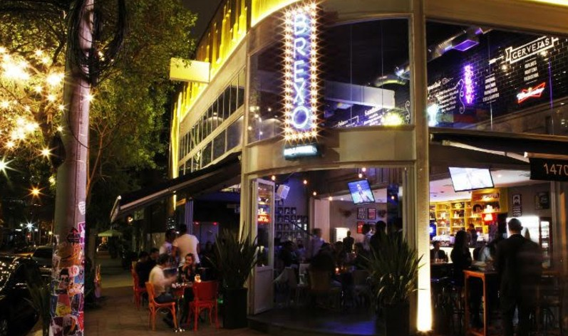 10 Bares que Bombam na Noite Paulista - Brexo Bar
