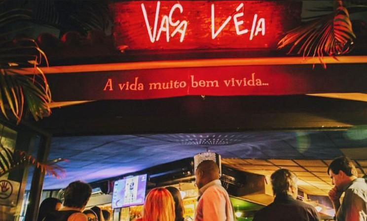 10 Bares que Bombam na Noite Paulista - Vaca Véia