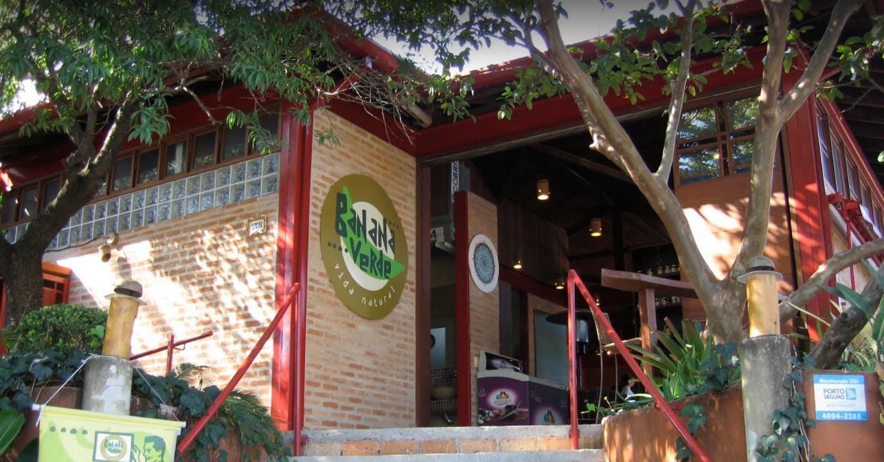 10 Melhores Restaurantes Vegetarianos em São Paulo - Banana Verde