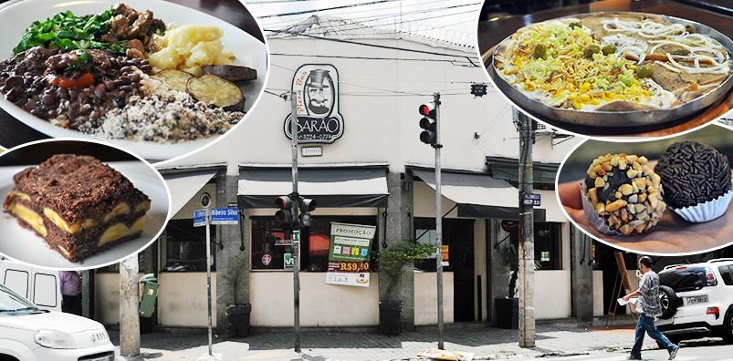 10 Melhores Restaurantes Vegetarianos em São Paulo - Barão Natural