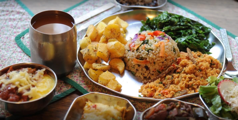 10 Melhores Restaurantes Vegetarianos em São Paulo - Gopala Madhava